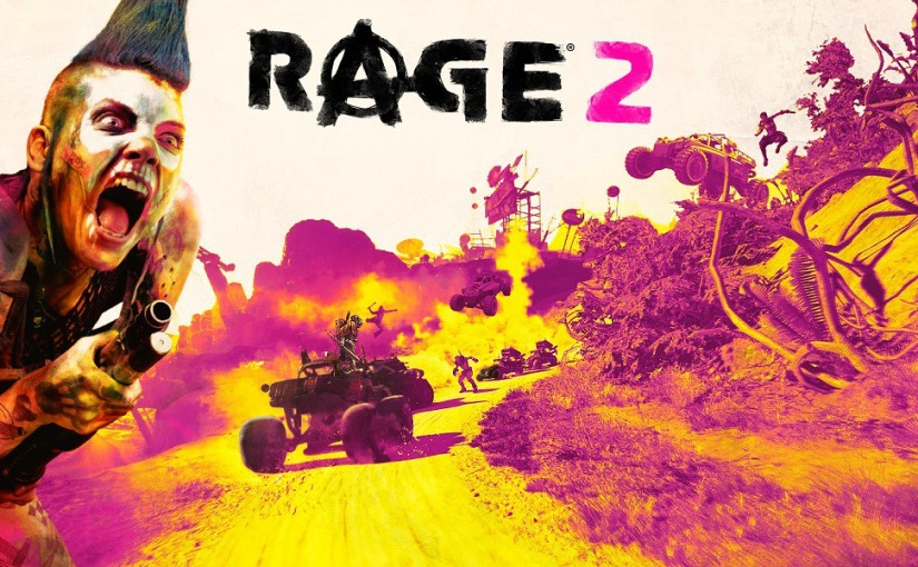 Rage 2 Has Gone Gold, Performance Details & PC Requirements Announced