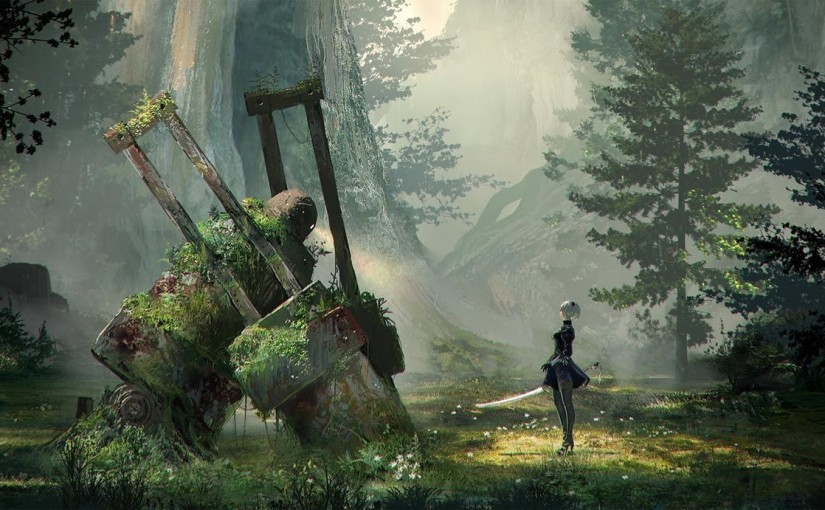 NieR: Automata Shipments Surpasses 4 Million