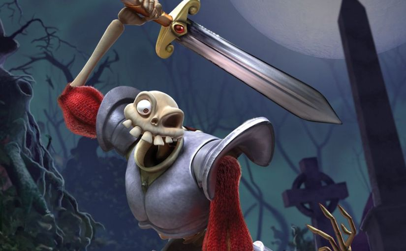 MediEvil Remake Comes To PS4 In October