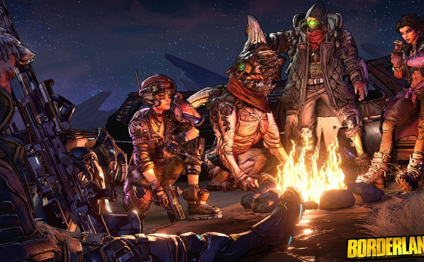 Borderlands 3 Unlikely To Get DLC Vault Hunters