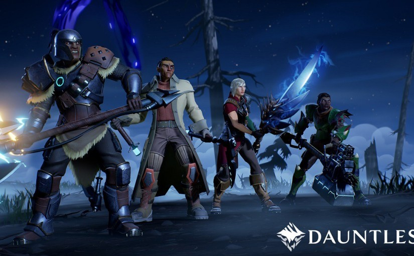 Dauntless Comes To Consoles & The Epic Games Store Later This Month