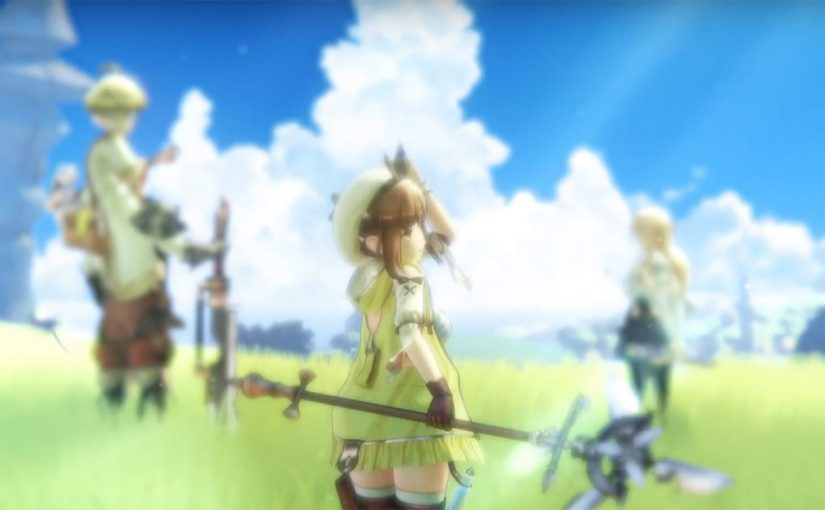 Atelier Raiza Announced For PS4