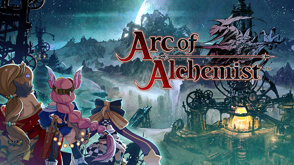 Arc of Alchemist Delayed, North American Physical ReleaseCancelled
