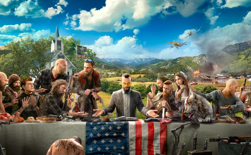 Far Cry 5 Is The Best Selling Ubisoft Game This Gen