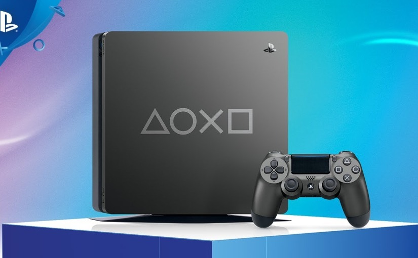 Limited Edition Days of Play PS4 Announced