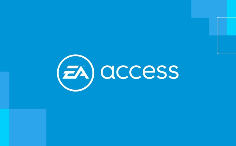 EA Access Comes To PS4 ThisJuly