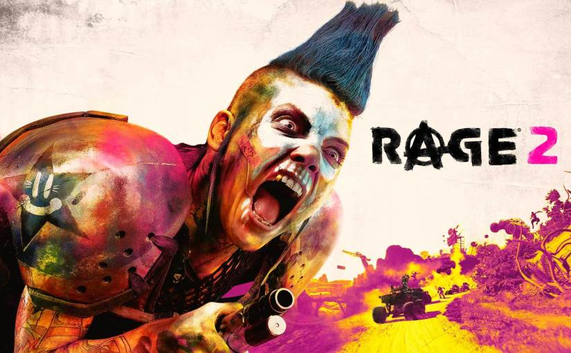 UK Charts: Rage 2 Ends Days Gone's 3 Week Run