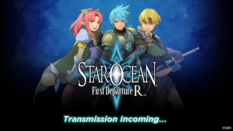 Star Ocean: First Departure R Announced For PS4 & Switch