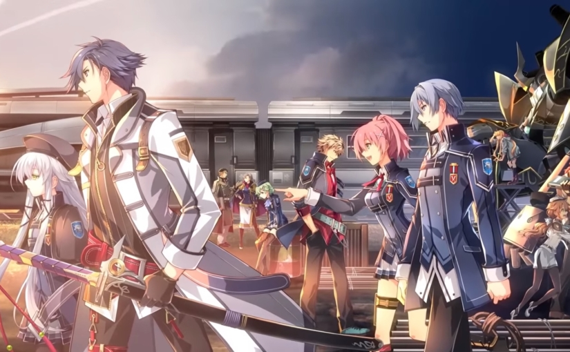 The Legend of Heroes: Trails of Cold Steel III New Allies Trailer Released