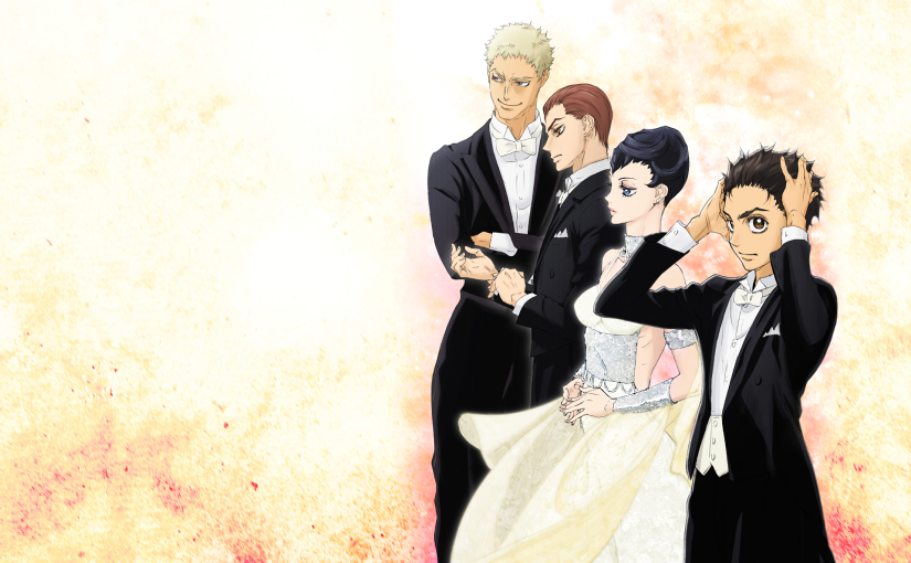 Ballroom e Youkoso Manga Back In Production