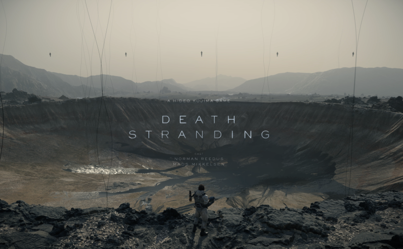 Death Stranding Create the Rope Teaser Trailer Released, More Info Coming Soon